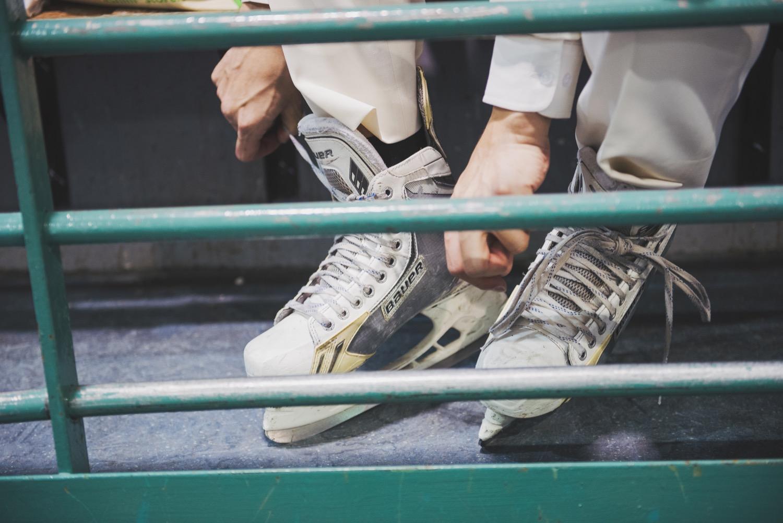 冰上曲棍球,冰鞋,婚紗攝影