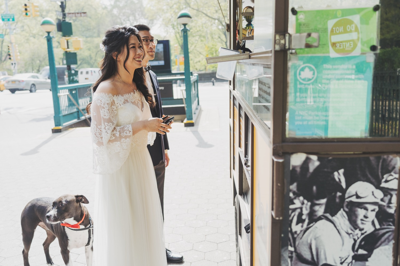 中央公園婚紗,紐約海外婚紗,海外婚紗拍攝