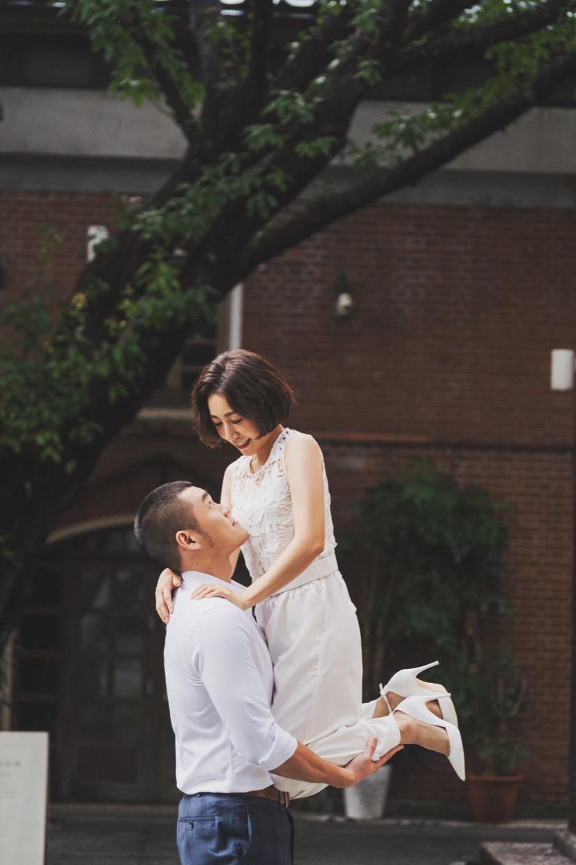 便服婚紗,自助婚紗,華山文創園區,PUREFOTO,台北婚紗