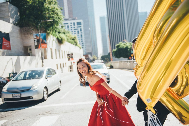 便服婚紗,LA婚紗,海外婚紗,自助婚紗