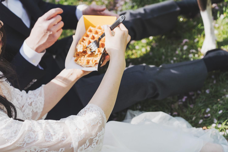 婚紗拍攝花絮,海外便服婚紗