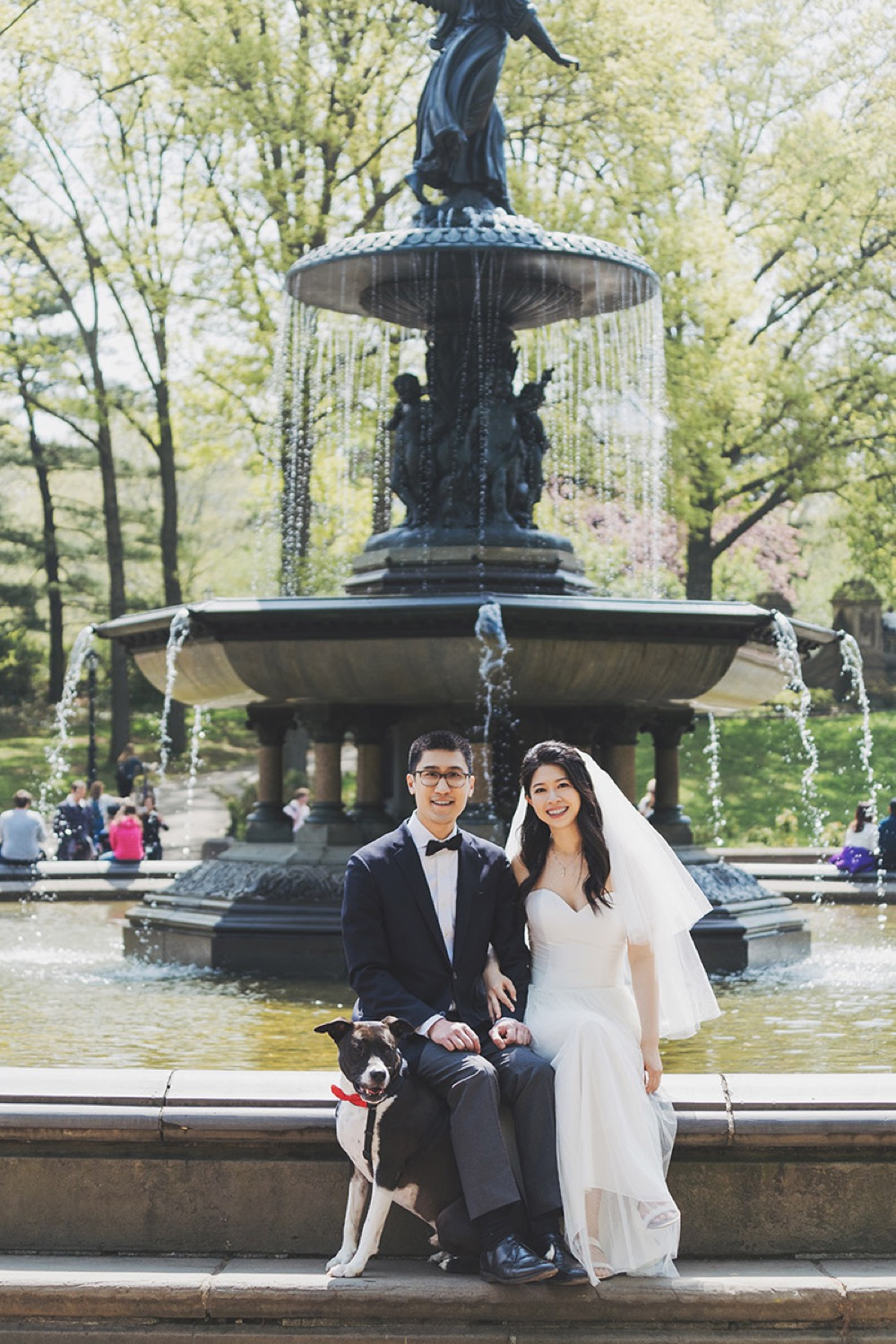 中央公園婚紗攝影_Central Park_Prewedding Photo_engagement Photos