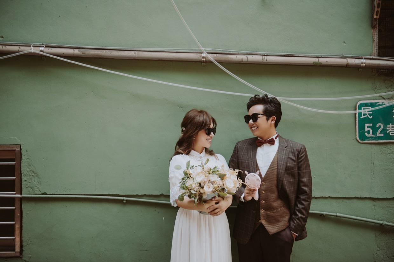 自助婚紗,便服婚紗,居家風格婚紗,台灣婚紗,台北婚紗,古董婚紗