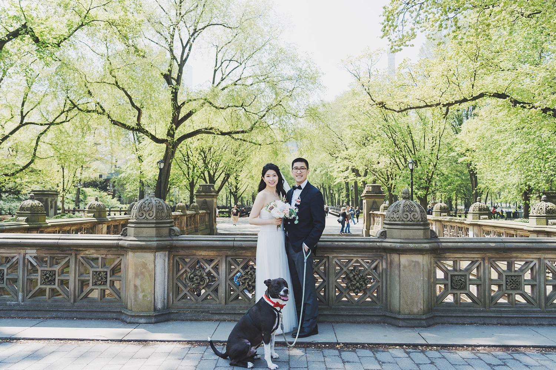 紐約婚紗_中央公園婚紗_海外婚紗拍攝工作室