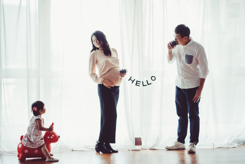 孕婦全家福,孕婦寫真