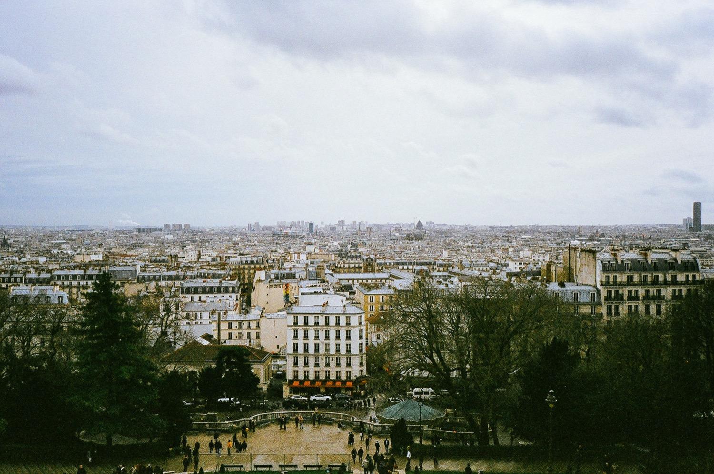 巴黎底片生活,