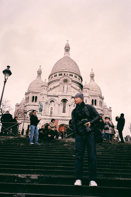 巴黎底片拍攝,生活紀錄,底片旅行