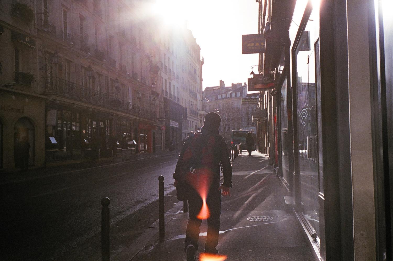 巴黎街景,底片攝影,不只是婚紗,旅行日記
