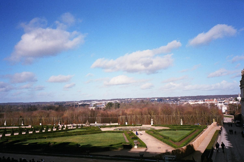 巴黎凡爾賽宮,底片攝影,不只是婚紗,旅行日記