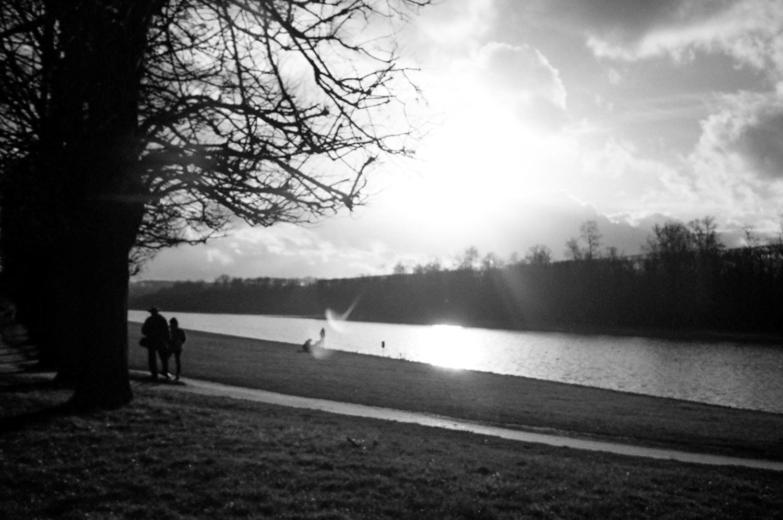 巴黎凡爾賽宮,底片攝影,黑白影像,不只是婚紗,旅行日記