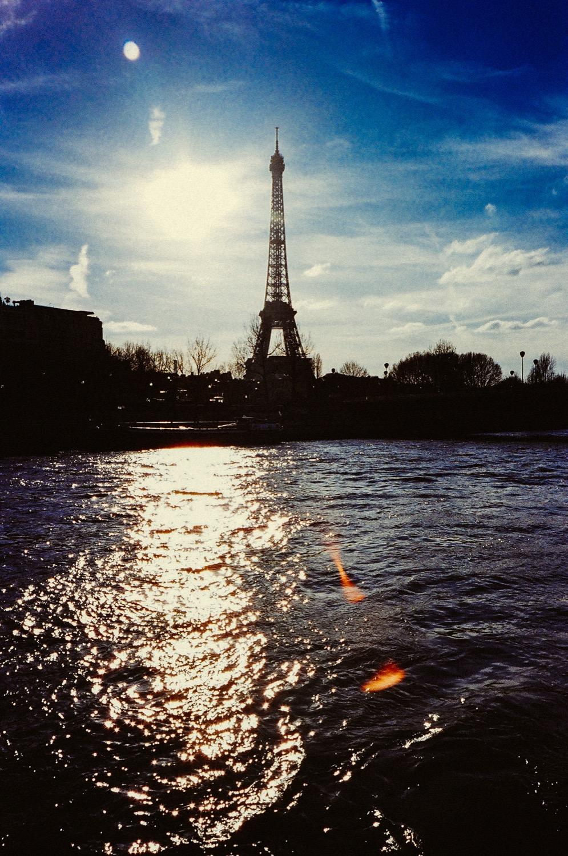 巴黎鐵塔拍攝,底片攝影,不只是婚紗,旅行日記