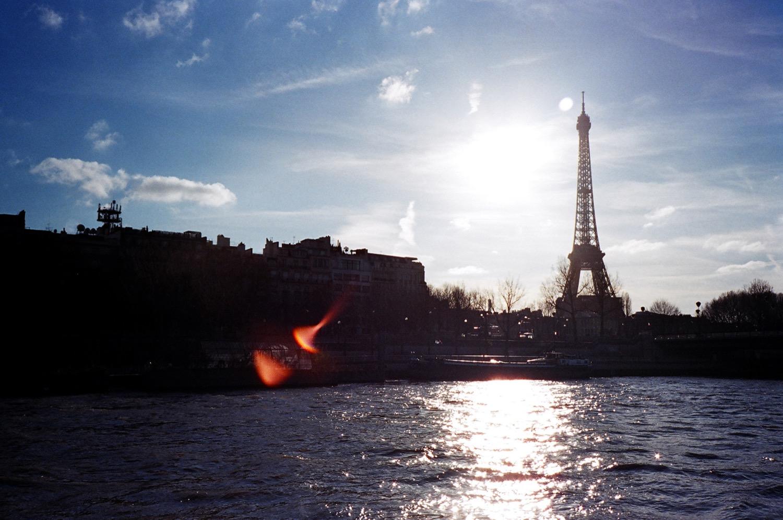 巴黎鐵塔,底片攝影,不只是婚紗,旅行日記