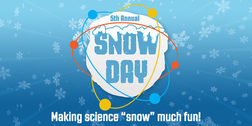 Snow Day at the Science Mill