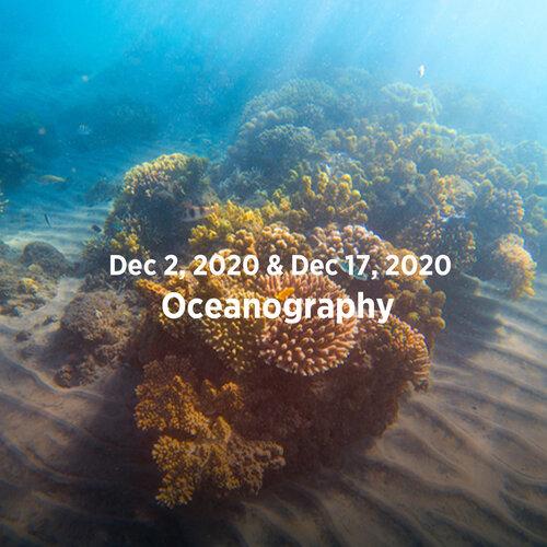 December 17 Homeschool Day- Oceanography