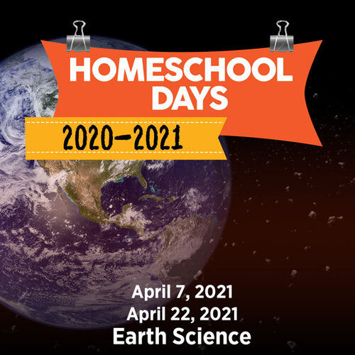 April 22 Homeschool Day - Earth Science