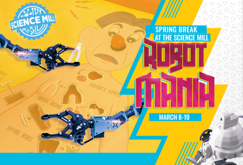 Spring Break Robot Mania