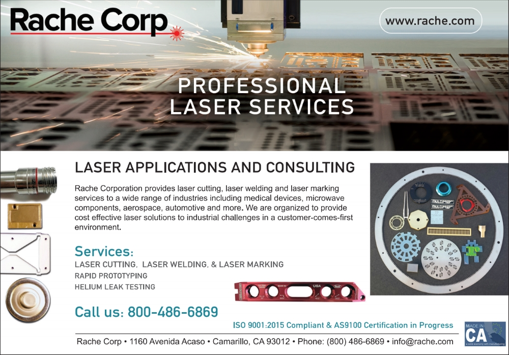 Laser Applications and Consulting
