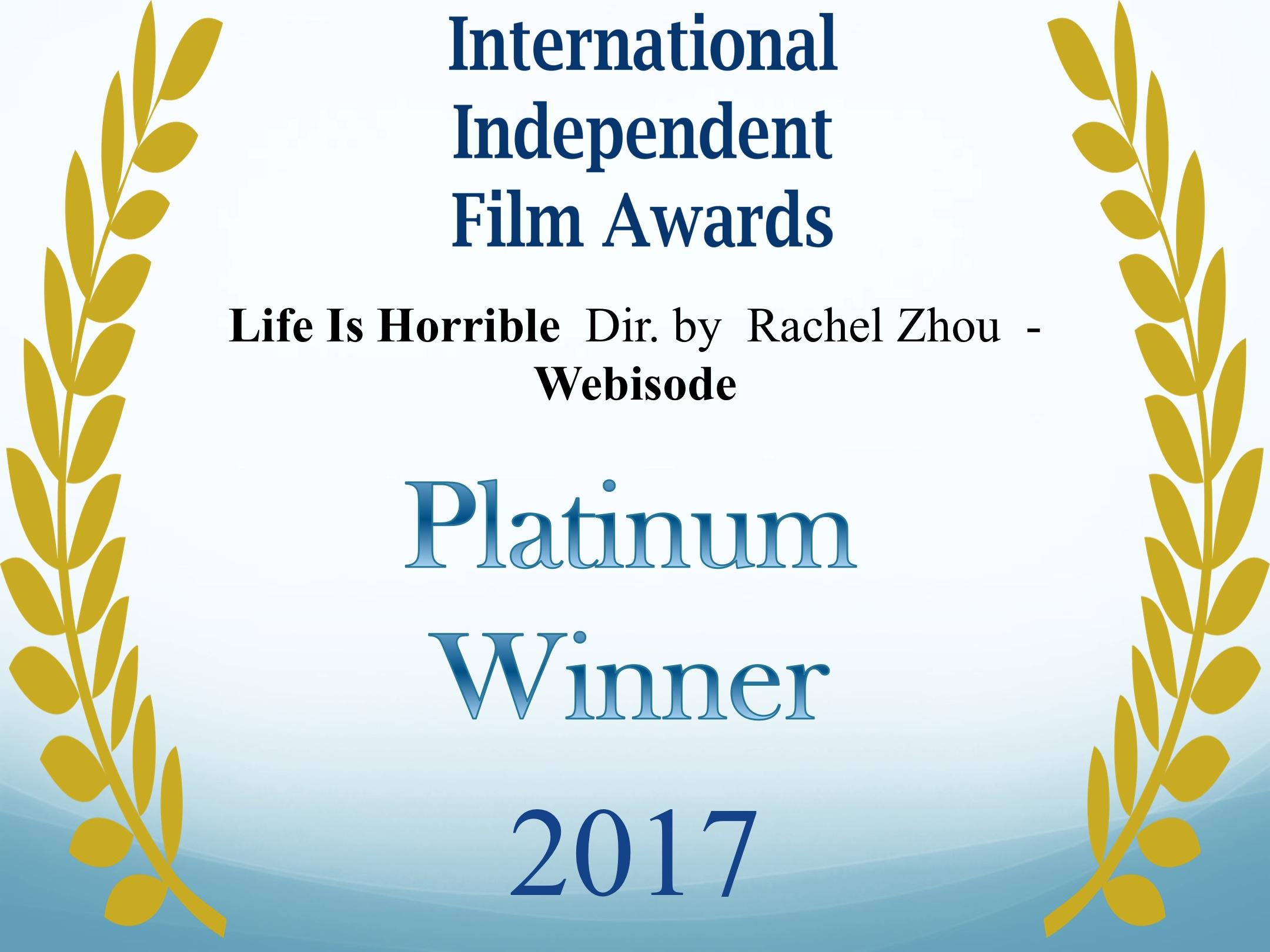 Life Is Horrible  Dir. by  Rachel Zhou  - Webisode .jpg