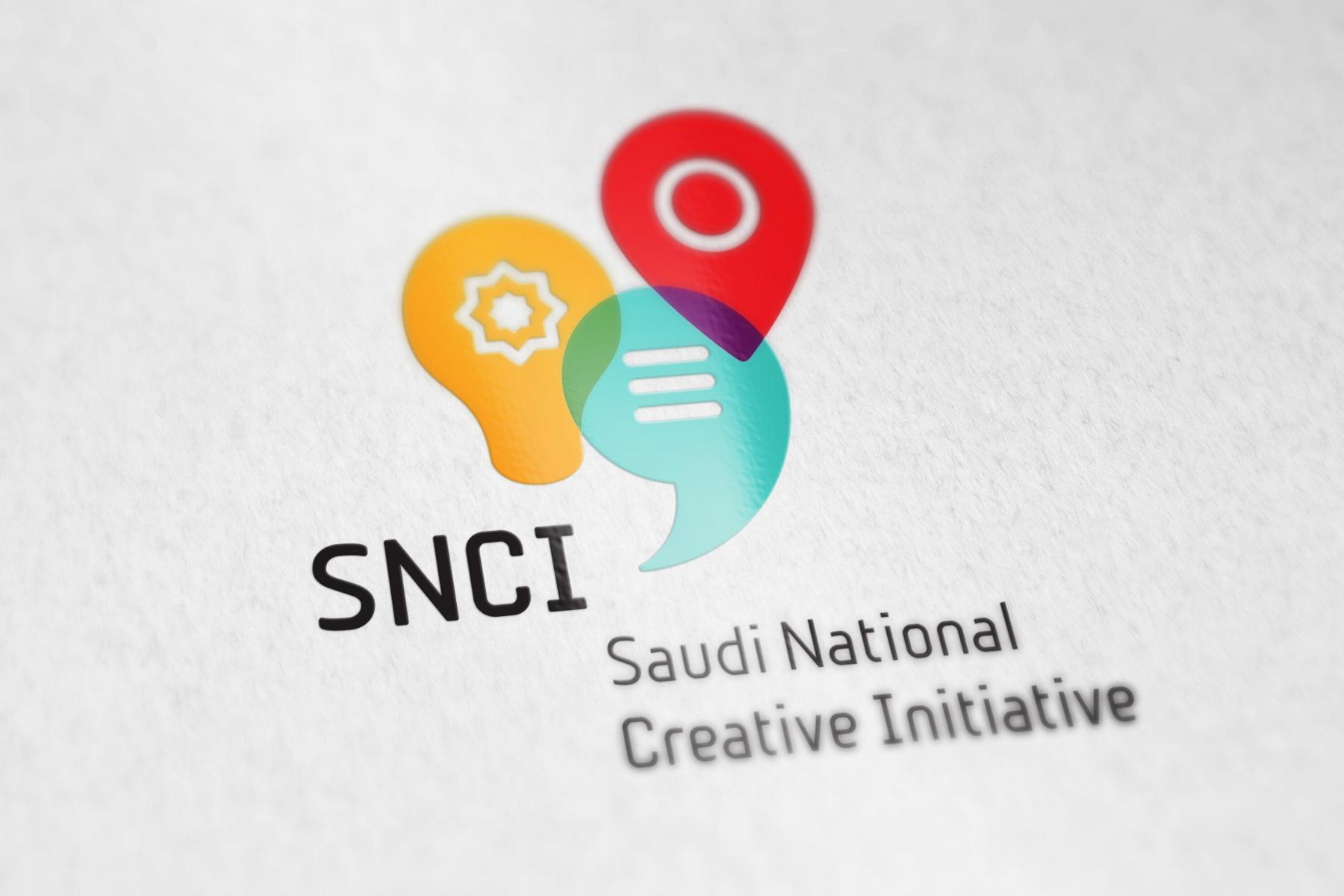 SNCI Saudi National Creative Initiative