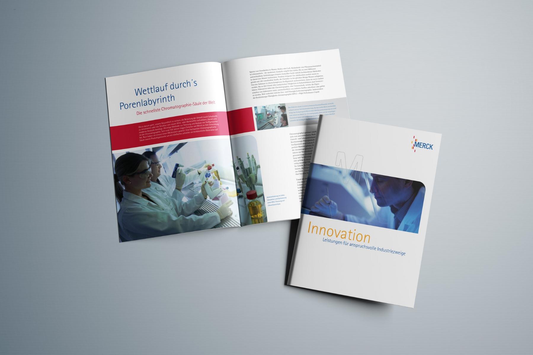 Merck Company Brochure