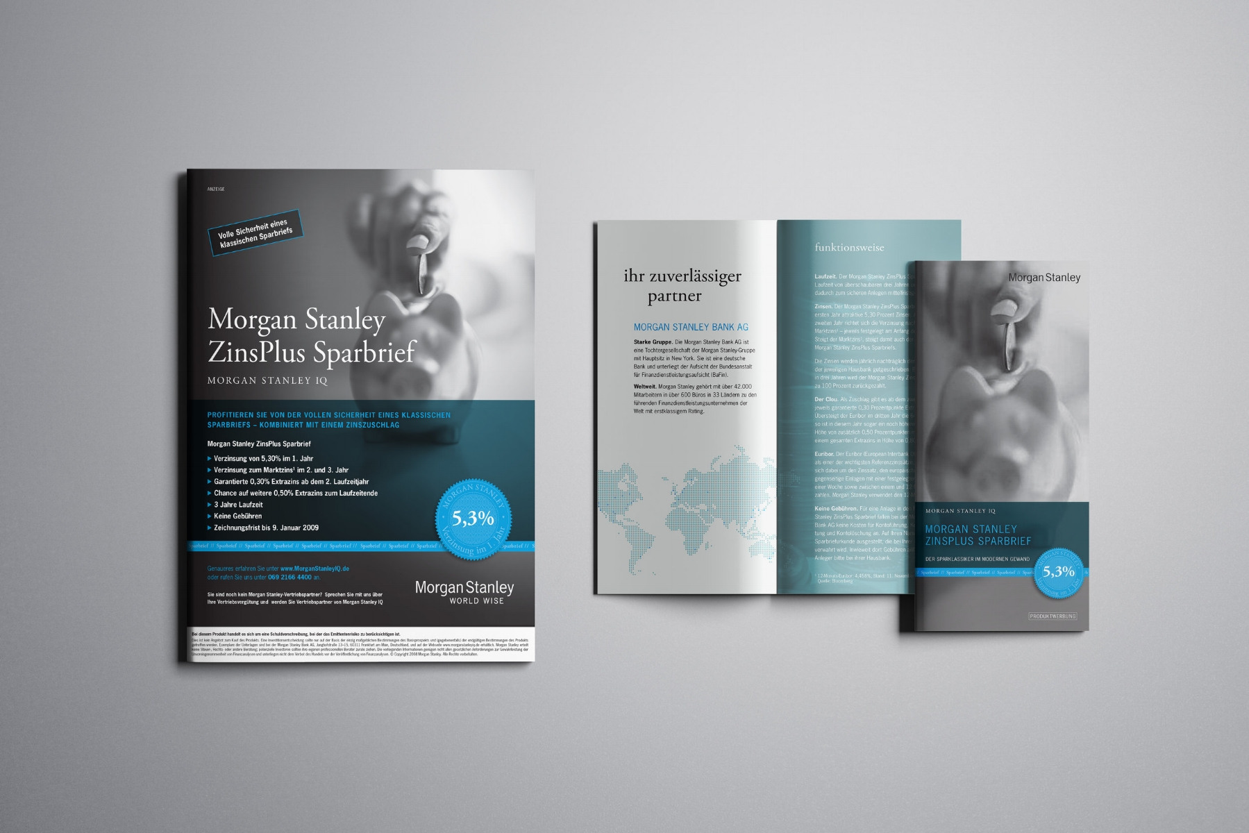 Morgan Stanley Product Communication