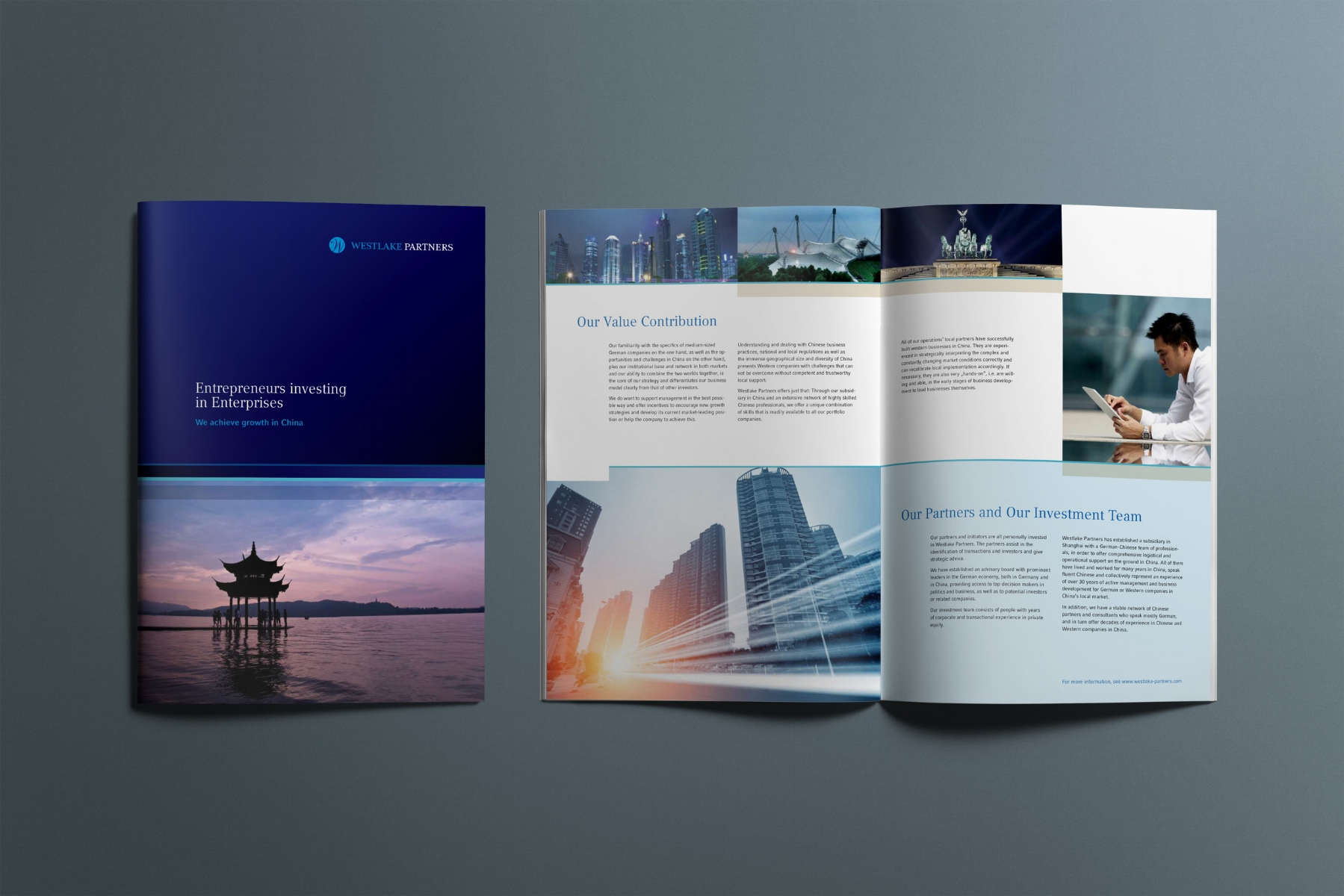 Westlake Partners Image Brochure