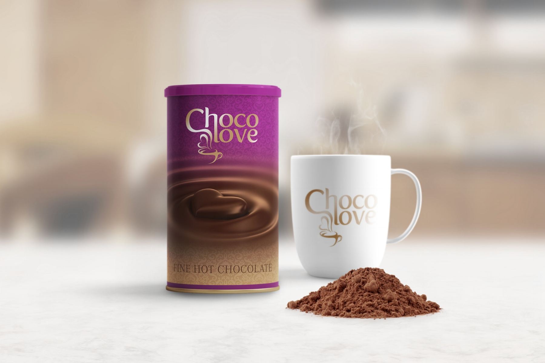Chocolove Hot Chocolate