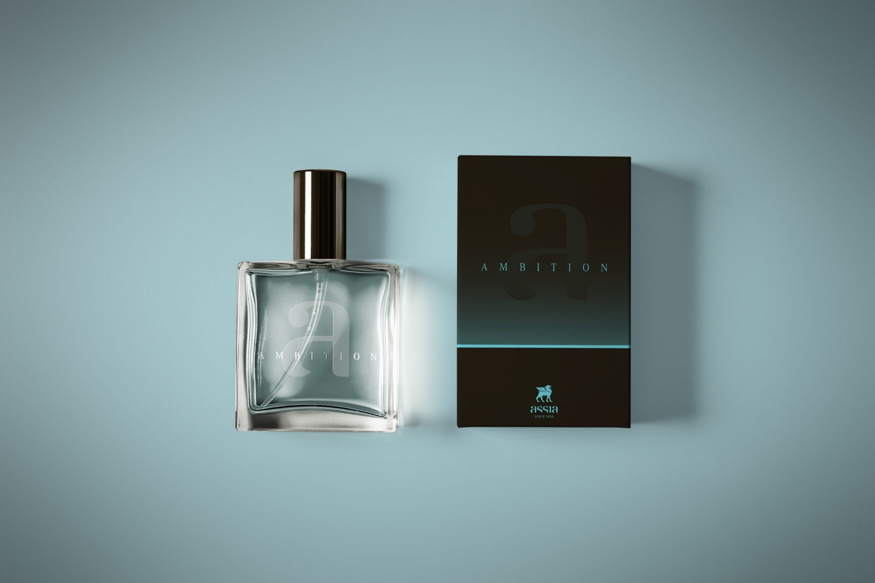 AMBITION Perfume from Assia