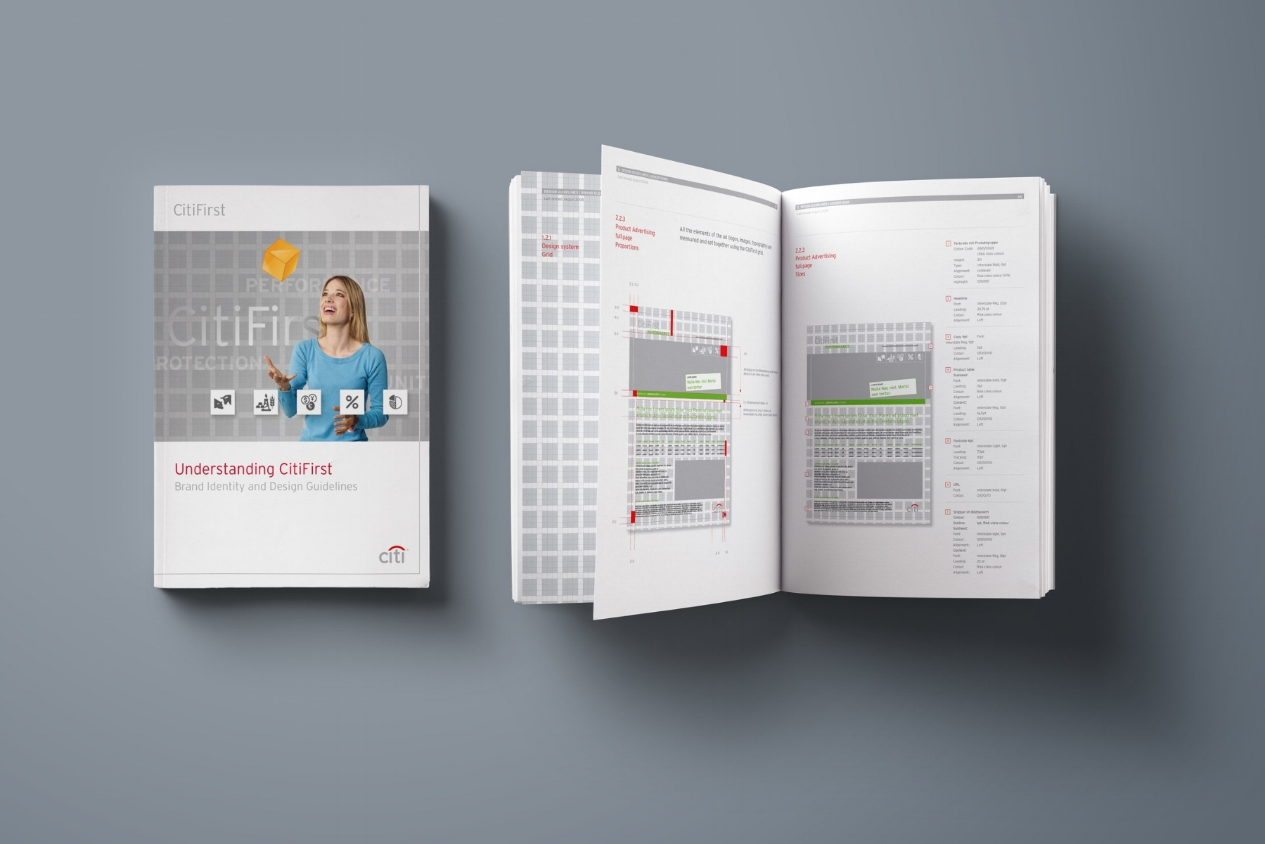 CITI FIRST BRAND DESIGN GUIDELINES