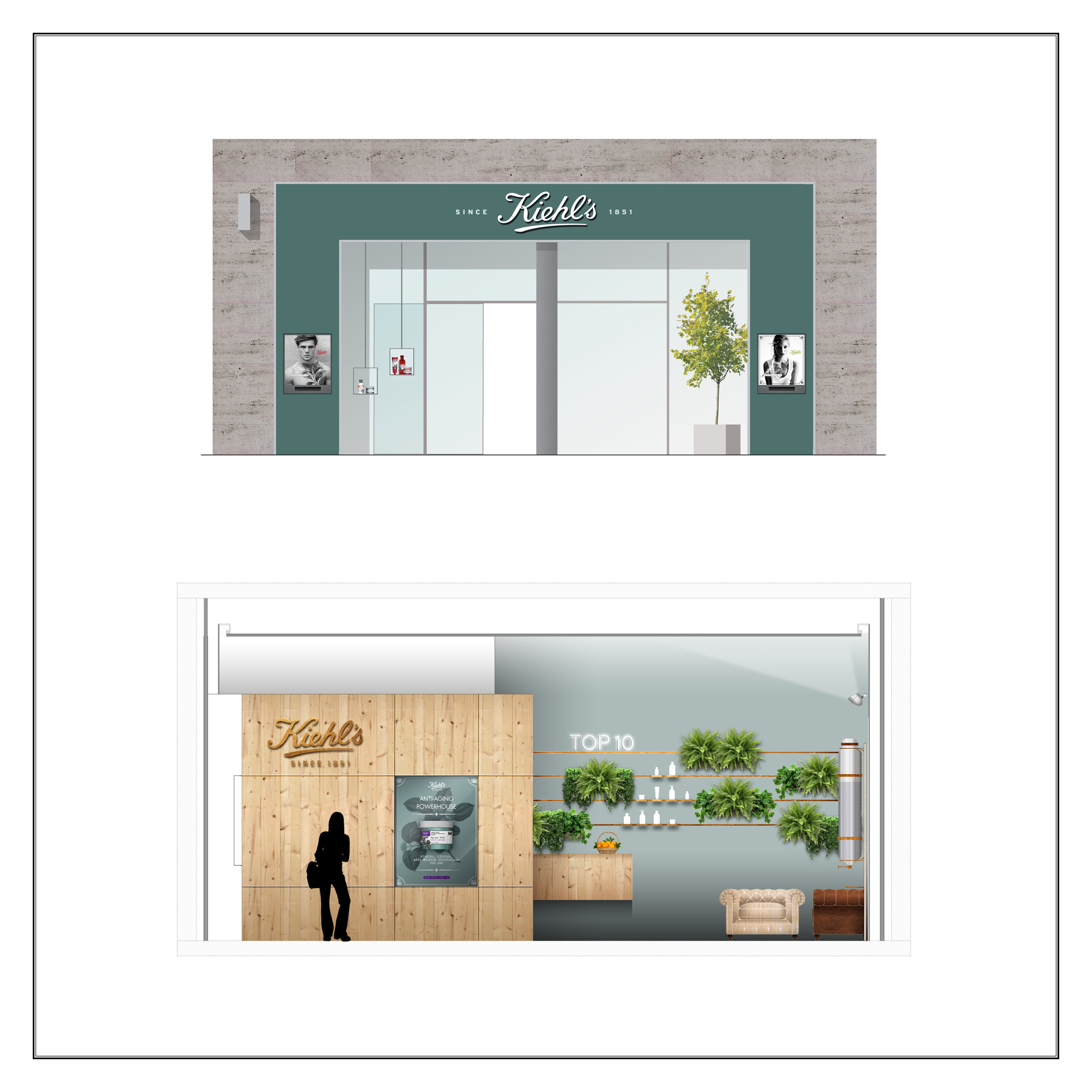 Shop Elevations
