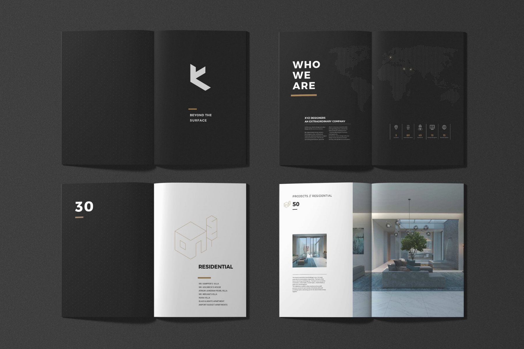 XYZ Designers Company Profile