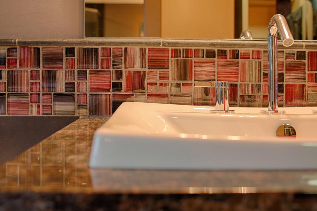 Moms Design Build - Interior Design Bathroom Tile