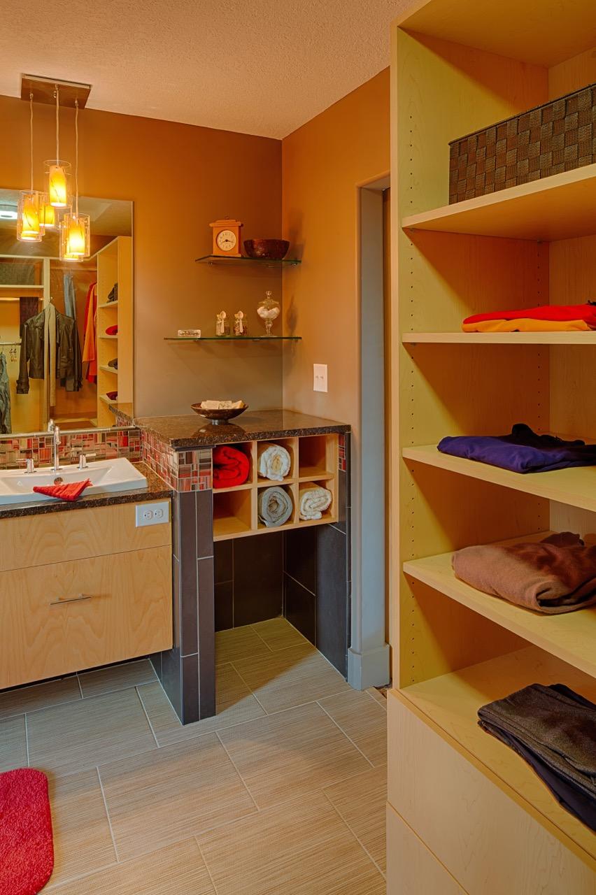 Moms Design Build - Interior Design Bathroom Remodel