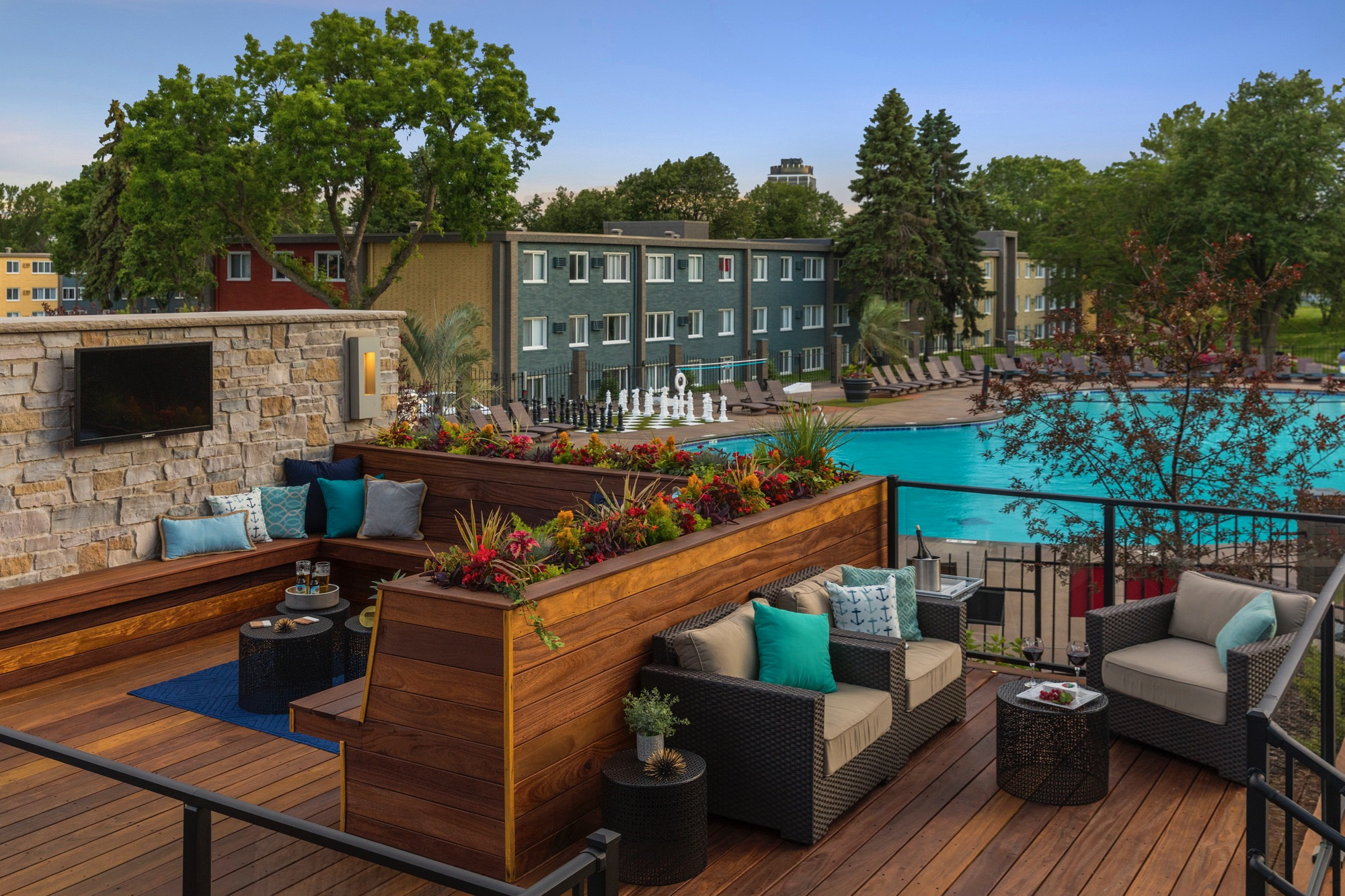 Concierge Apartments won in Commercial Specialty