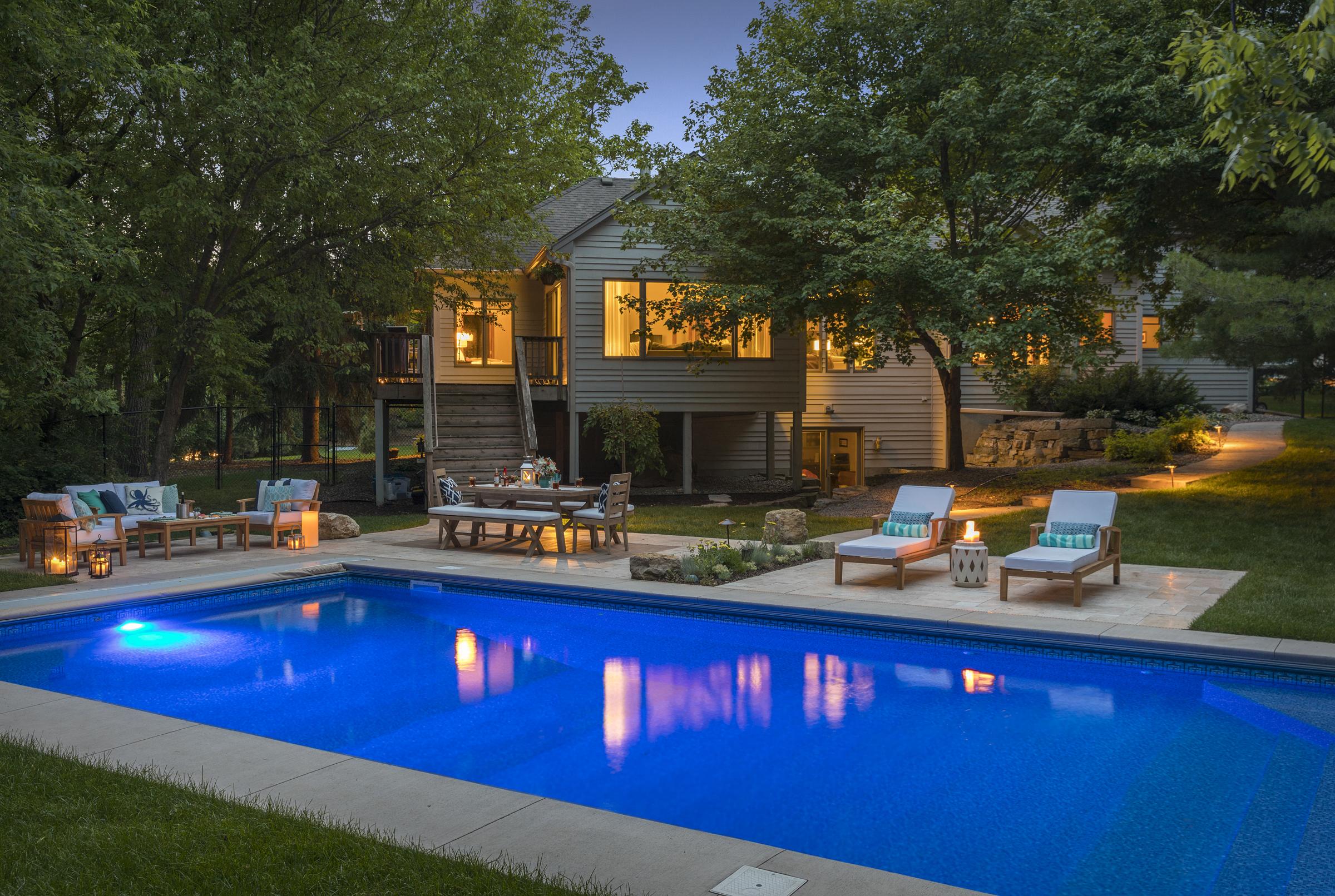 Residential Landscape Design/Outdoor Living Under $60,000