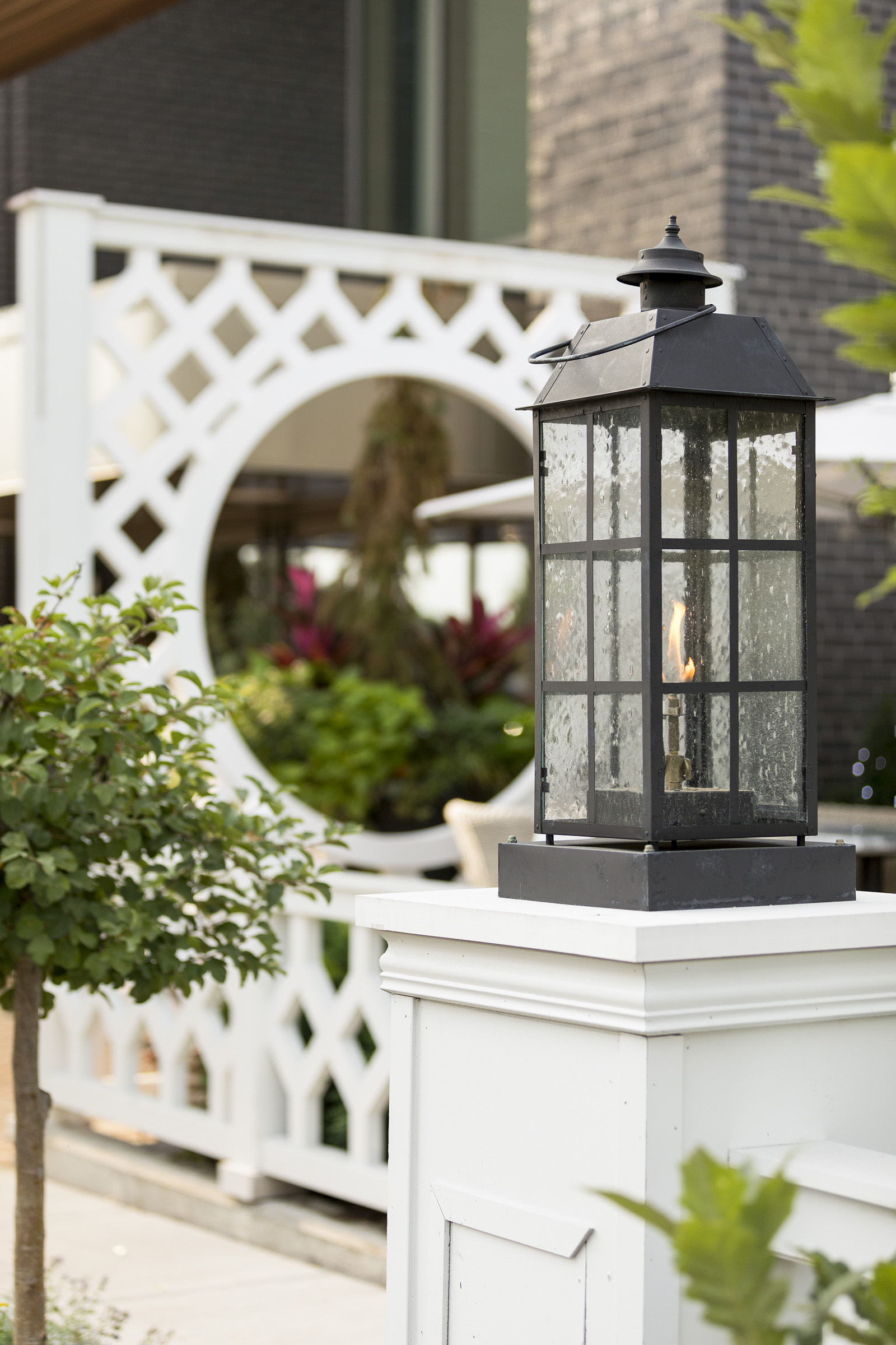 Mom's Design Build - Gas Lantern Edina Galleria