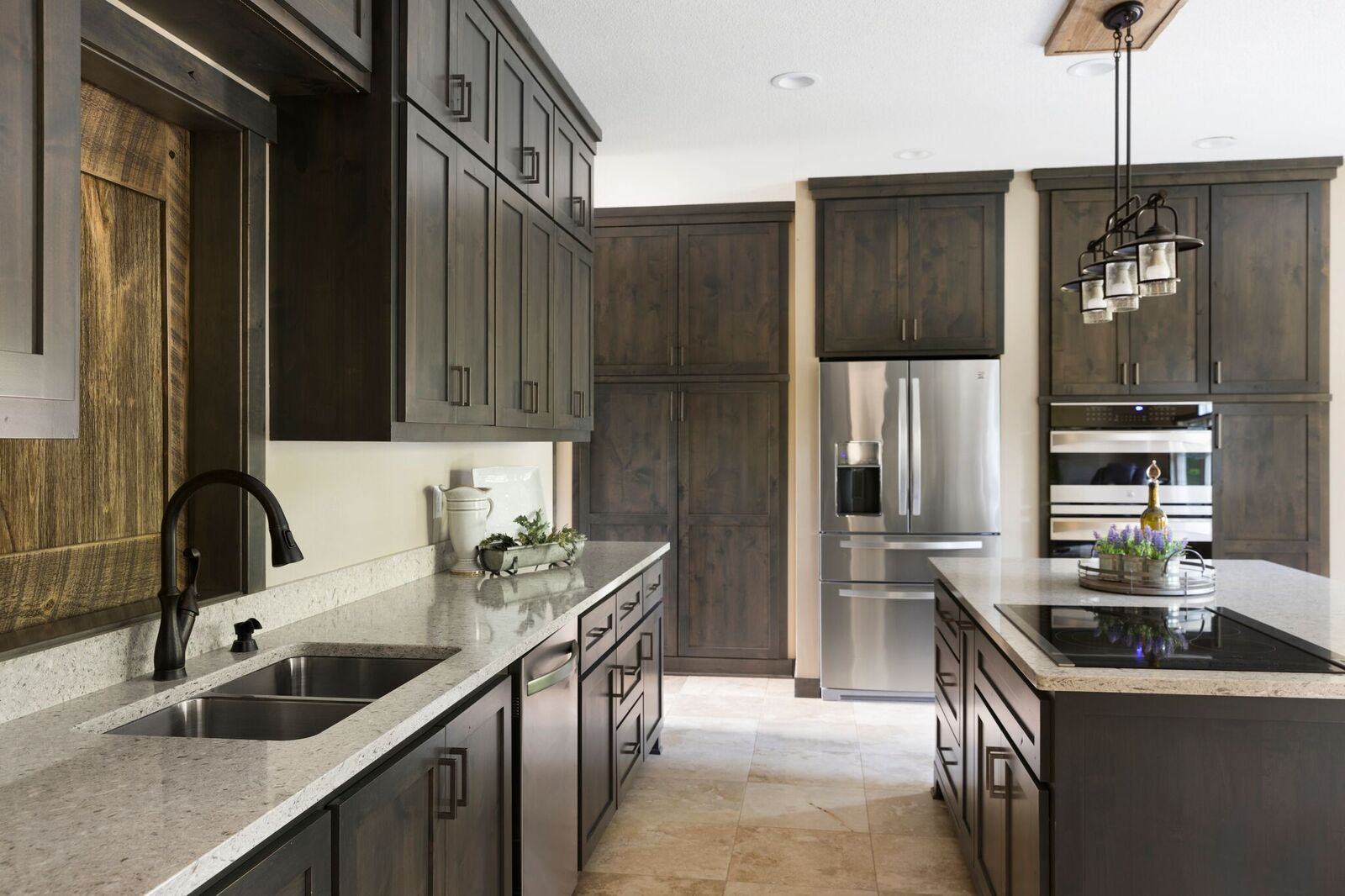 Moms Design Build - Modern Farmhouse Kitchen Counter Top