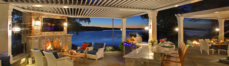 Mom's Design Build - Lake Minnetonka outdoor