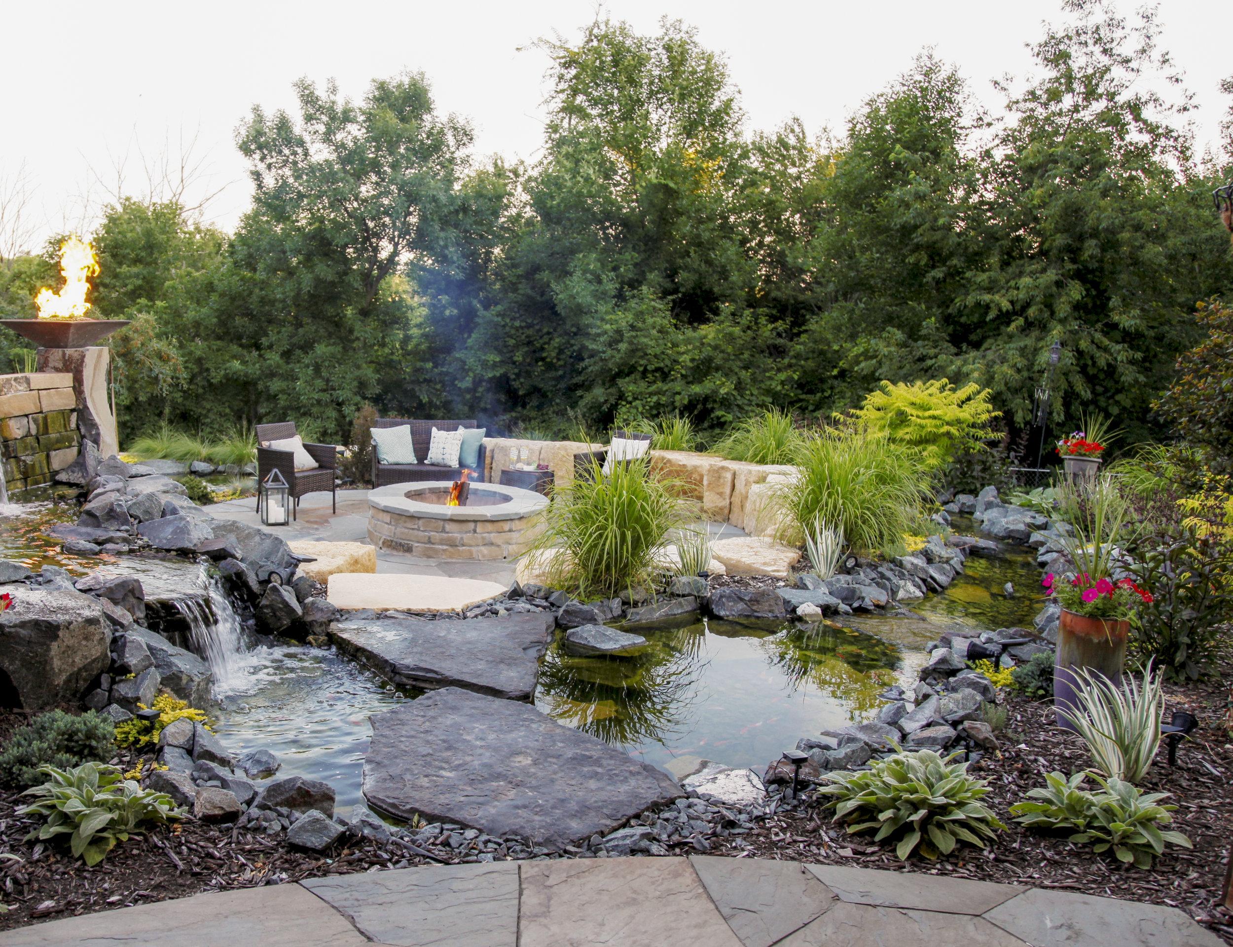 Moms Design Build - Pond Water Feature.jpg