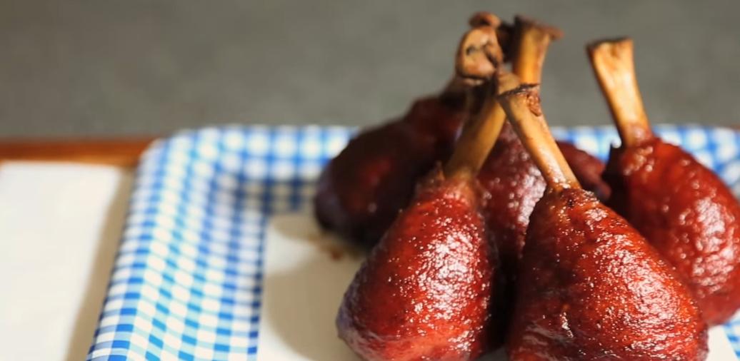 Diva Q's Sweet & Sassy Chicken Lollipops Recipe
