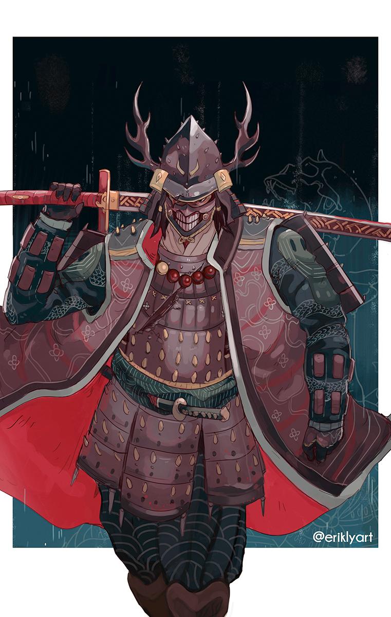 Kensei Samurai