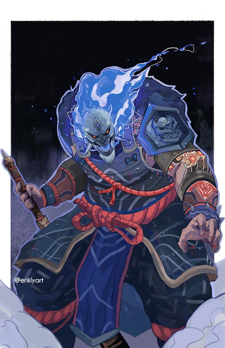 Shugoki Samurai