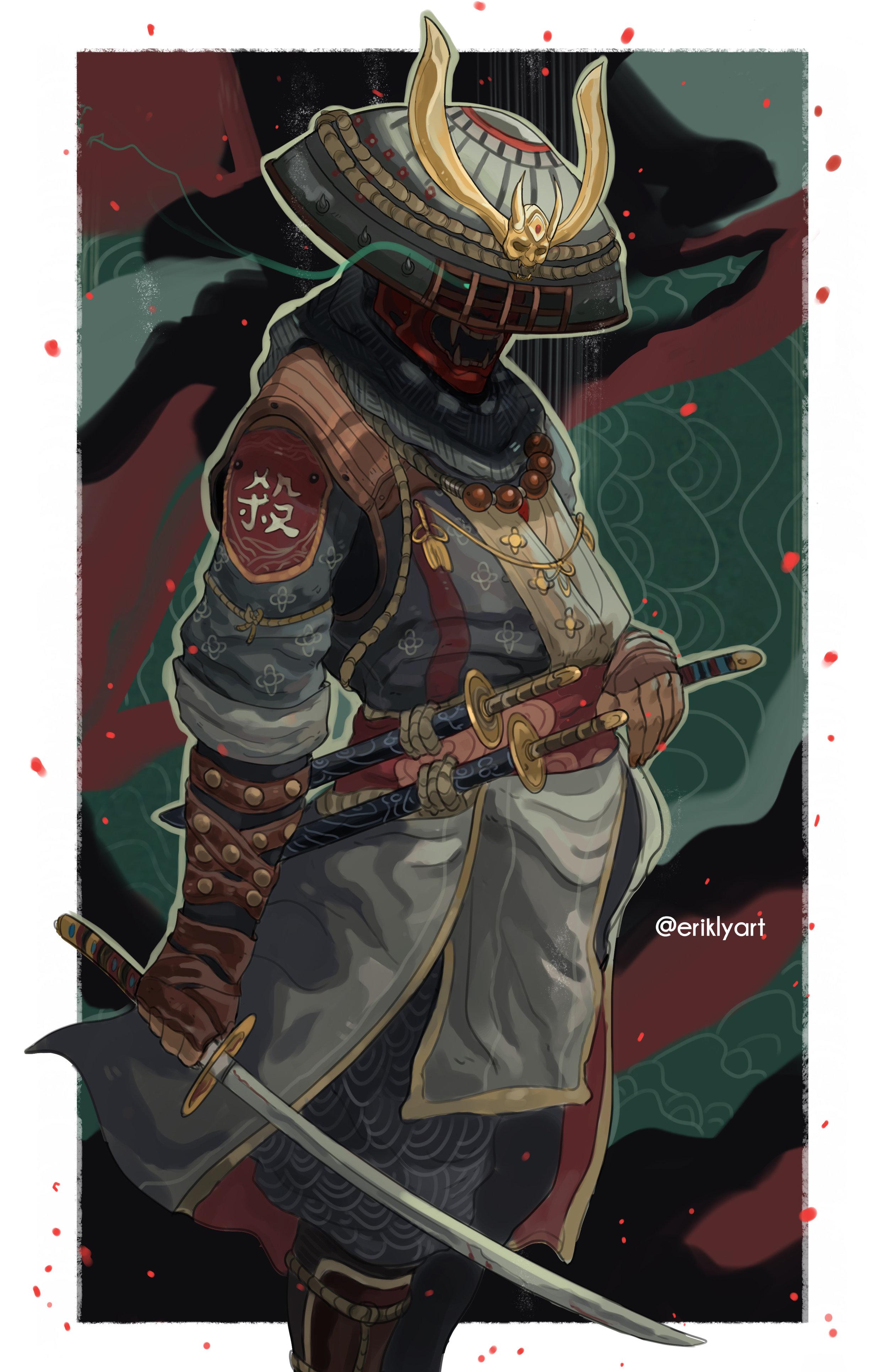 Aramusha Samurai