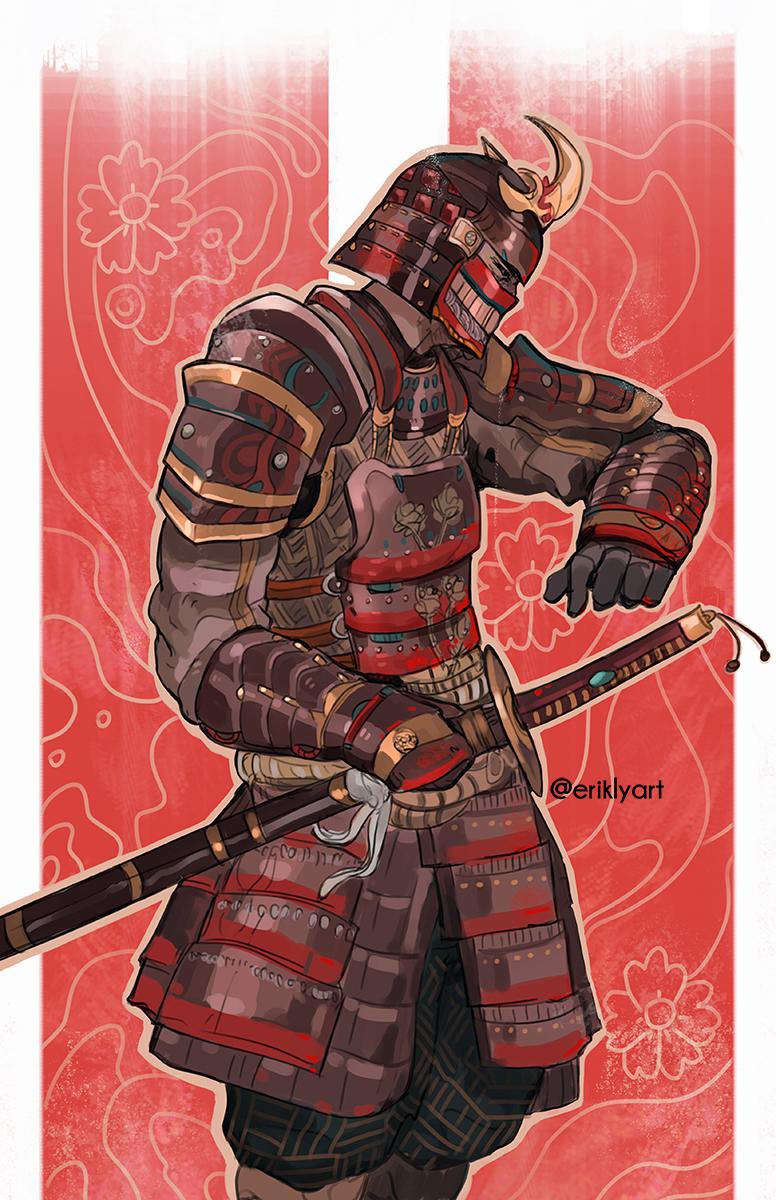 Orochi Samurai