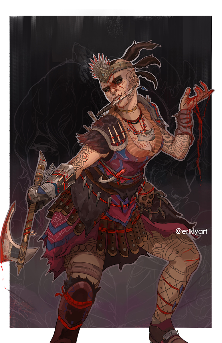 Shaman Viking