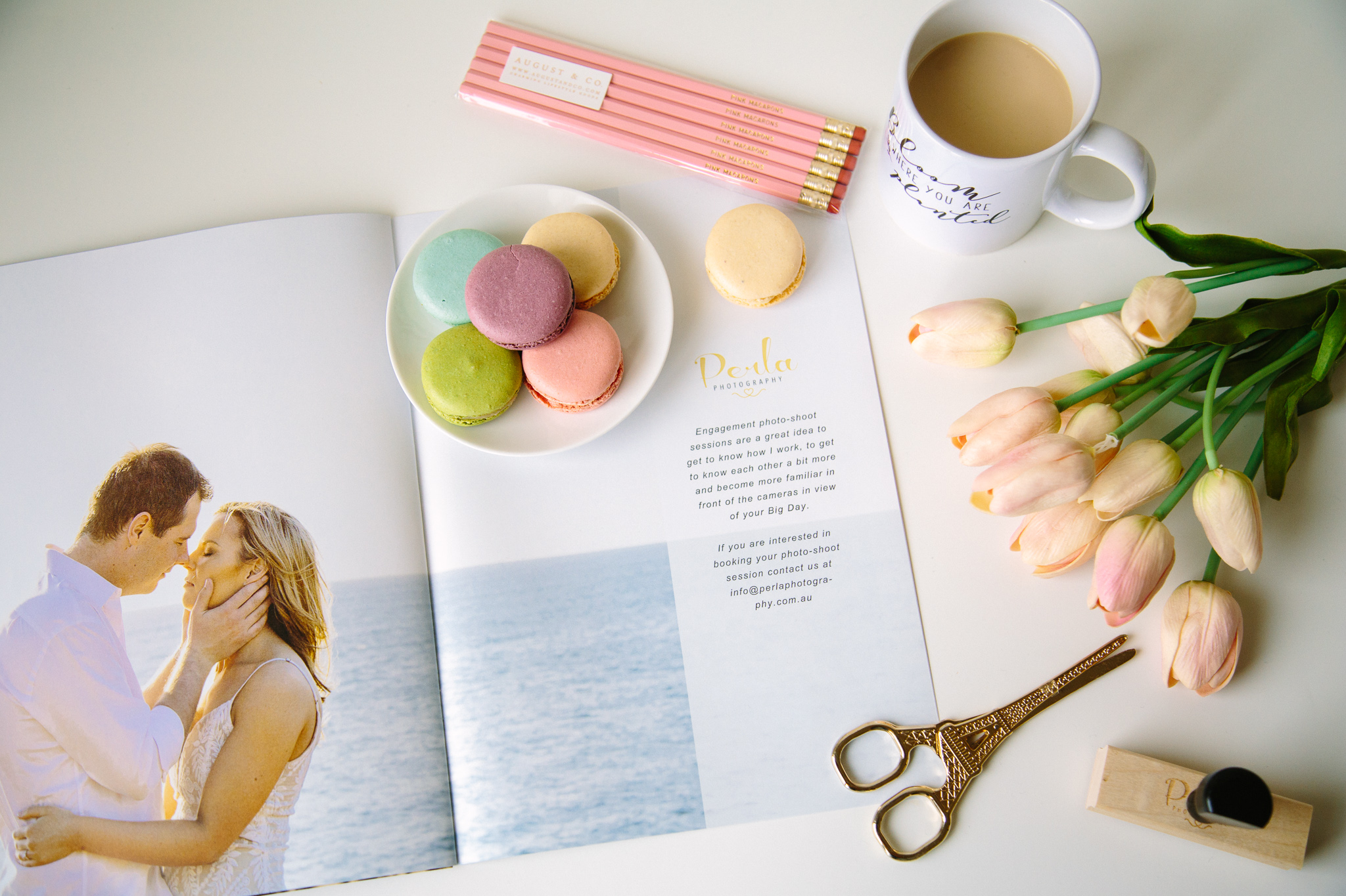 new client gift ideas | bittersweet design boutique