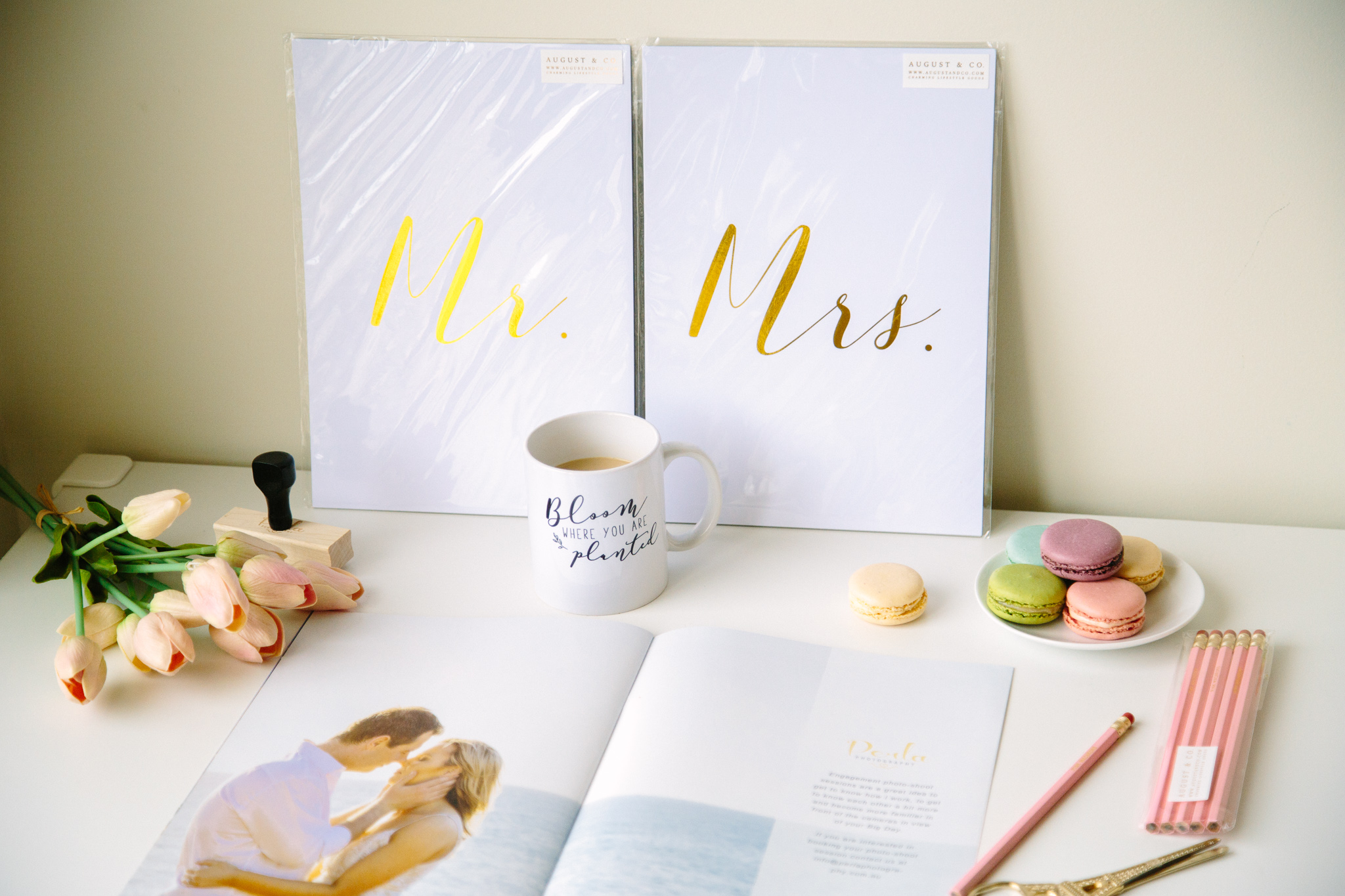 photo studio welcome guide | bittersweet design boutique