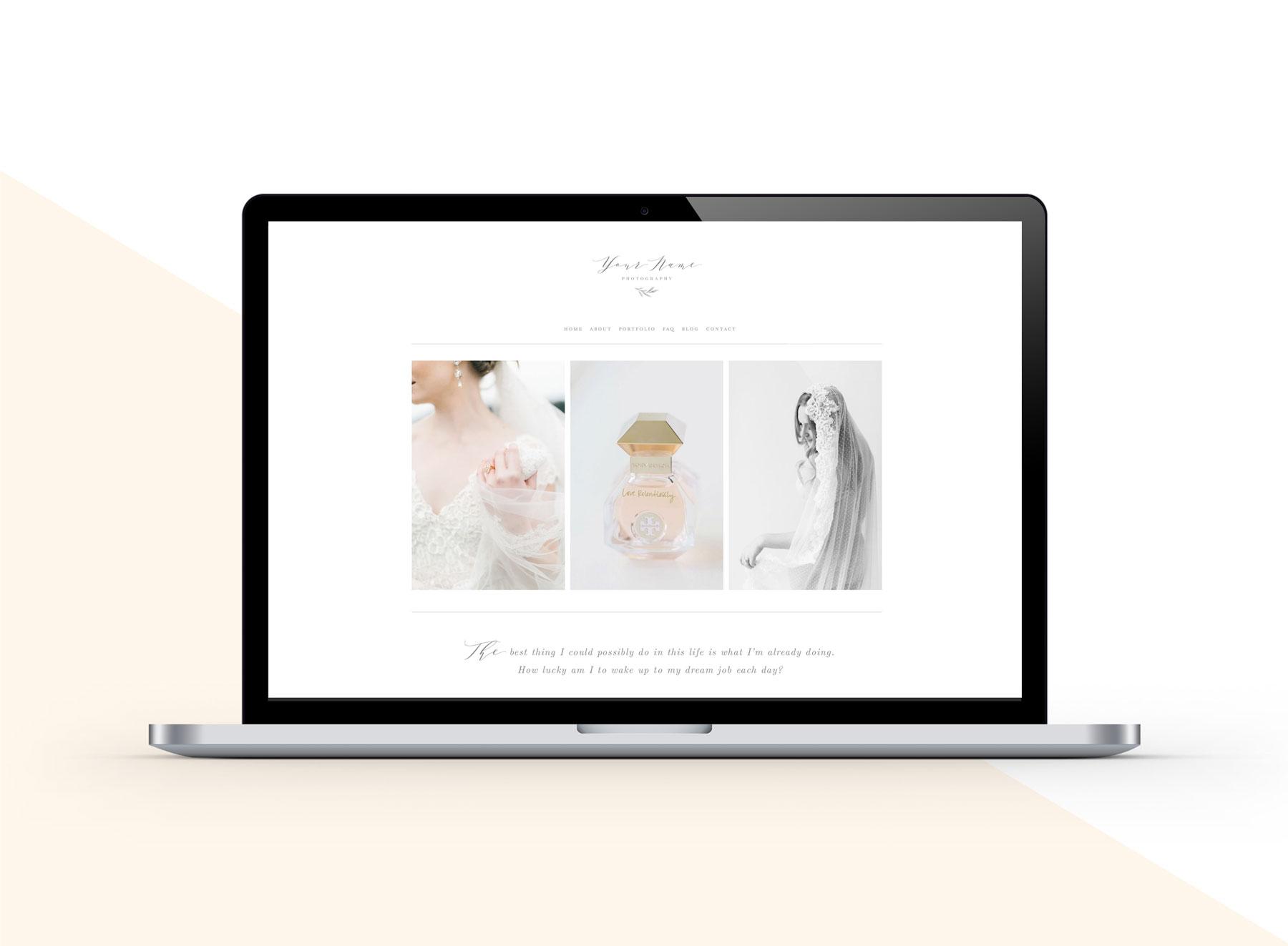 squarespace website templates | squarespace design kits | bittersweet design boutique