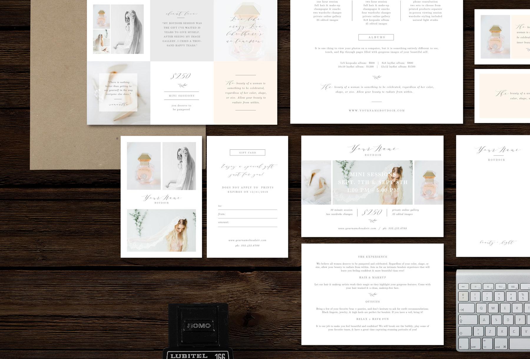 boudoir-photography-marketing-templates