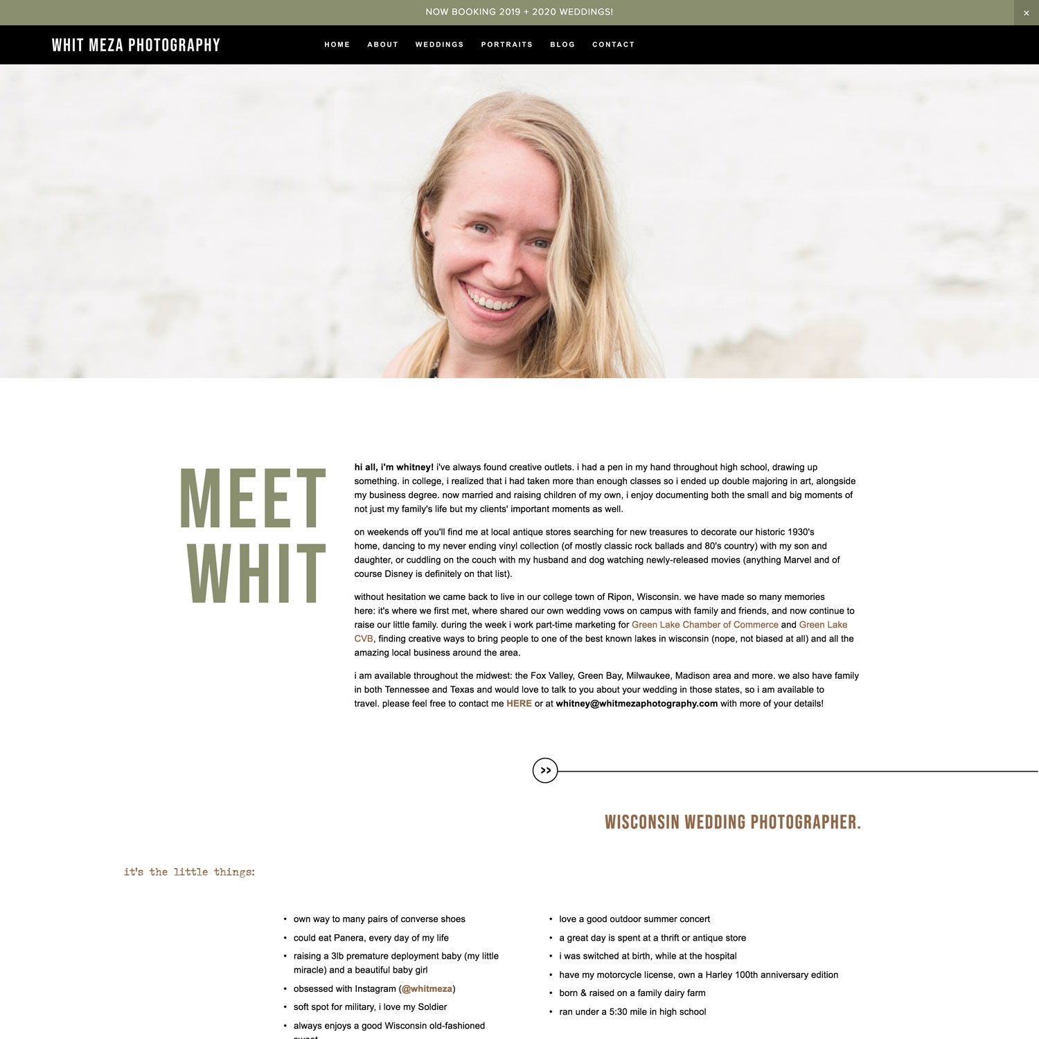 squarespace templates for photographers | websites by bittersweet design boutique
